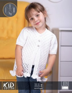 50d20880f54f Kid Cotton - Lilly Cardigan - a publication from EYB