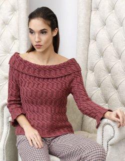 4c2d1dd30 Feeling - Turned-Neck Sweater