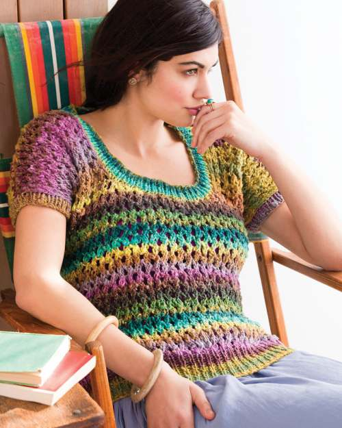 Knitting Fever Noro : Design