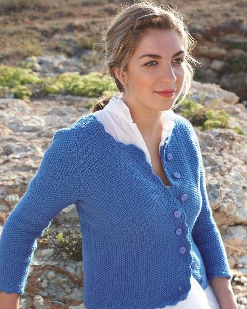 Debbie Bliss Knitting Pattern Corrections : Debbie Bliss Magazine