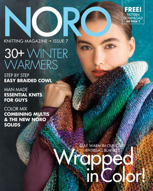 Knitting Fever Noro : Noro magazine