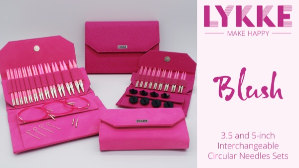 product page for, LYKKE Blush