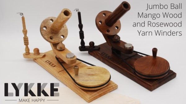 product page for, LYKKE Winders