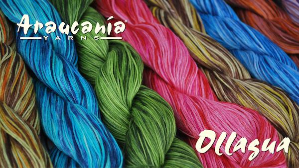 product page for, Araucania Ollagua