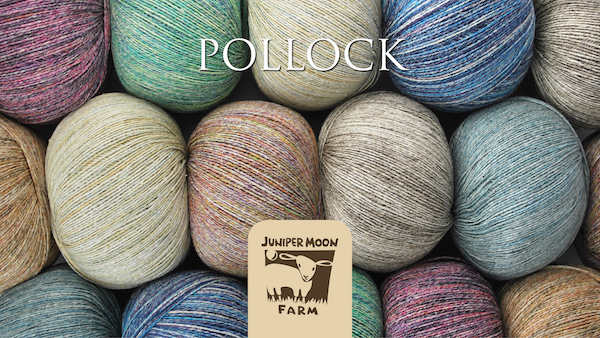 product page for, Juniper Moon Farm Pollock