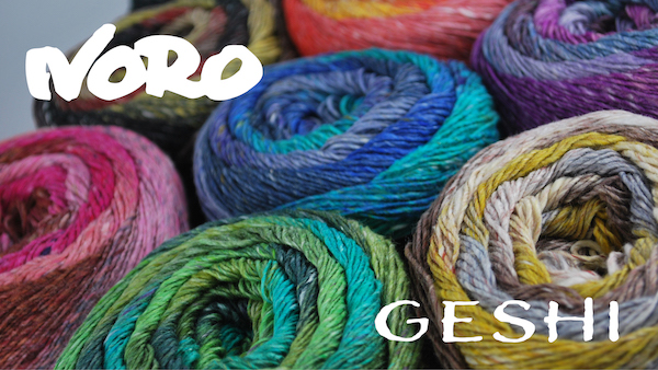 product page for, Noro Geshi