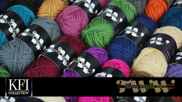 product page for, KFI Collection - Teenie Weenie Wool