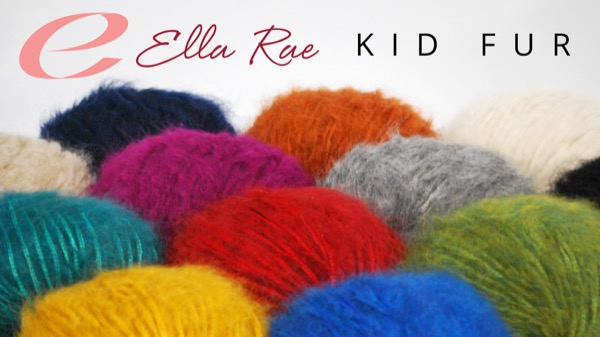 product page for, Ella Rae Kid Fur