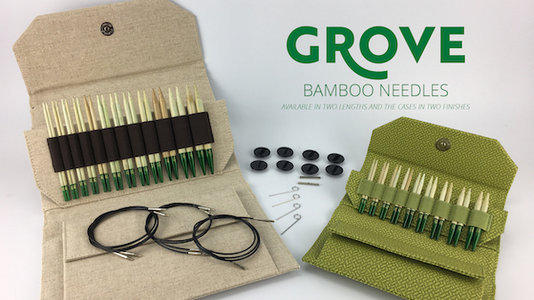 product page for, LYKKE Grove Bamboo Needles